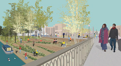 An image relating to Government awards over £6million for town centre regeneration